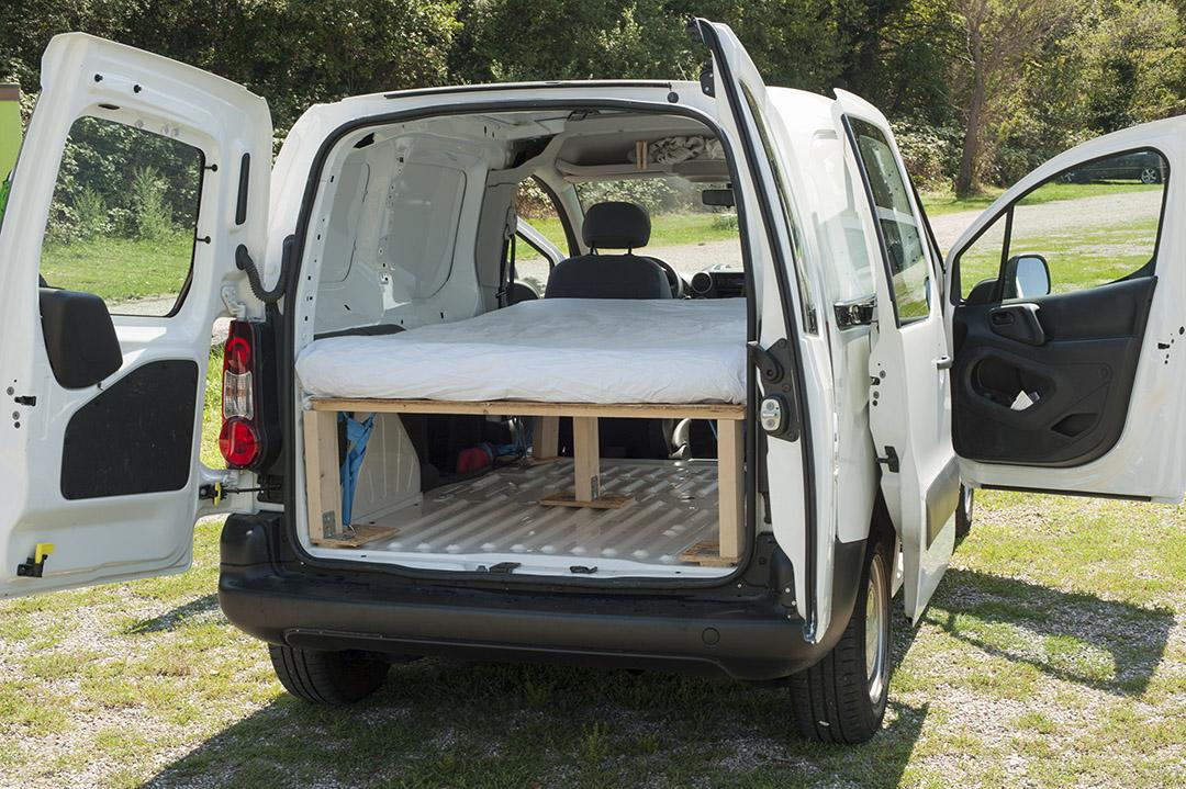 Camping Car Strada Regent