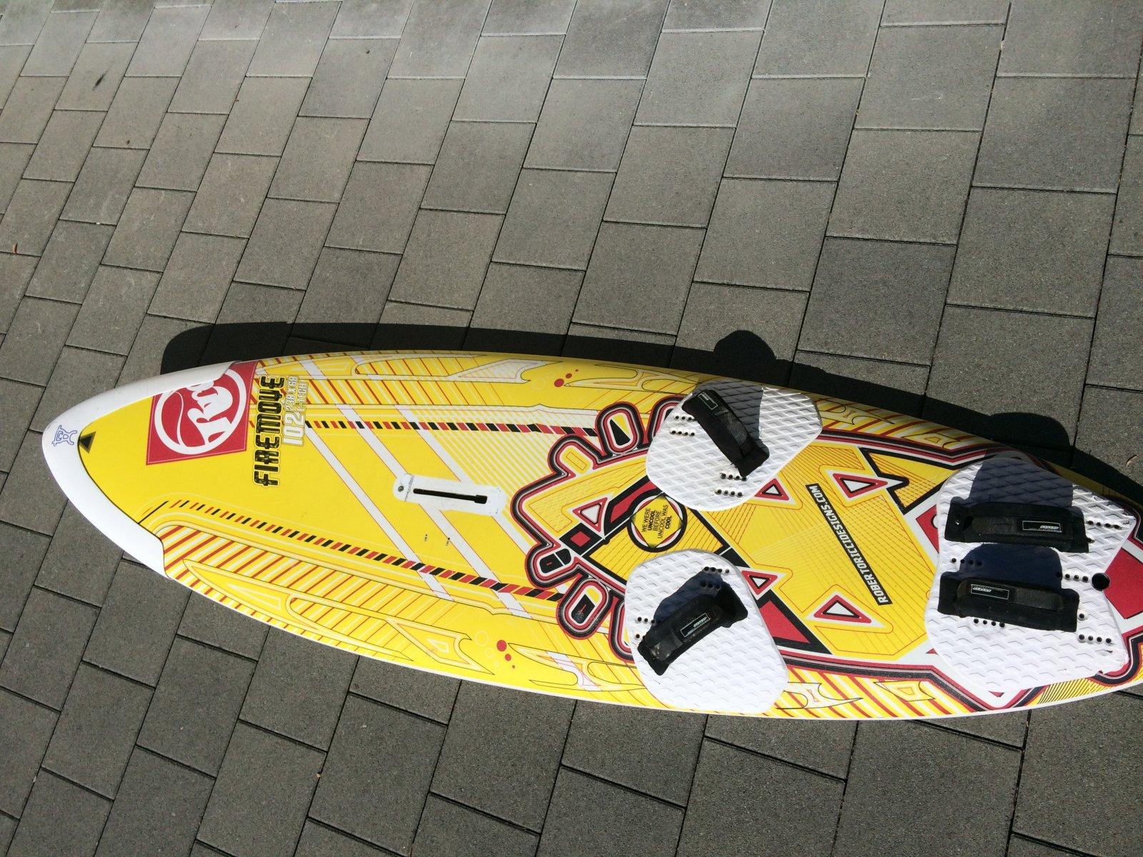 RRD Firemove 102 | Surfbasar