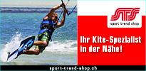 Klicken Sie auf das Bild um zu der Homepage http://www.sport-trend-shop.ch/kitesurf.html zu gelangen.